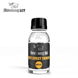 Abteilung 502 Matt Effect Thinner ABT112