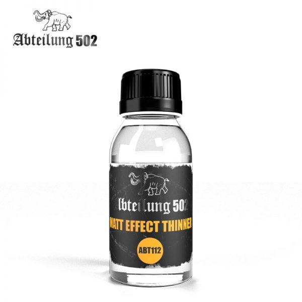 Abteilung 502 Matt Effect Thinner ABT112