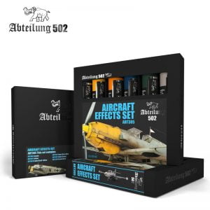 Abteilung 502 Aircraft Effects Paint Set ABT305