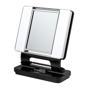OttLite Natural Makeup Mirror Black