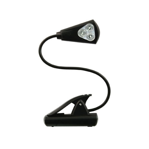 Ultraoptix Triple Bright Clip on LED Book Light