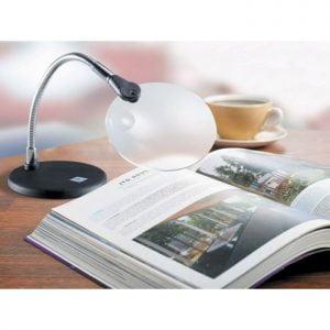 In use Flexilens on Mini-Base by Daylight Company