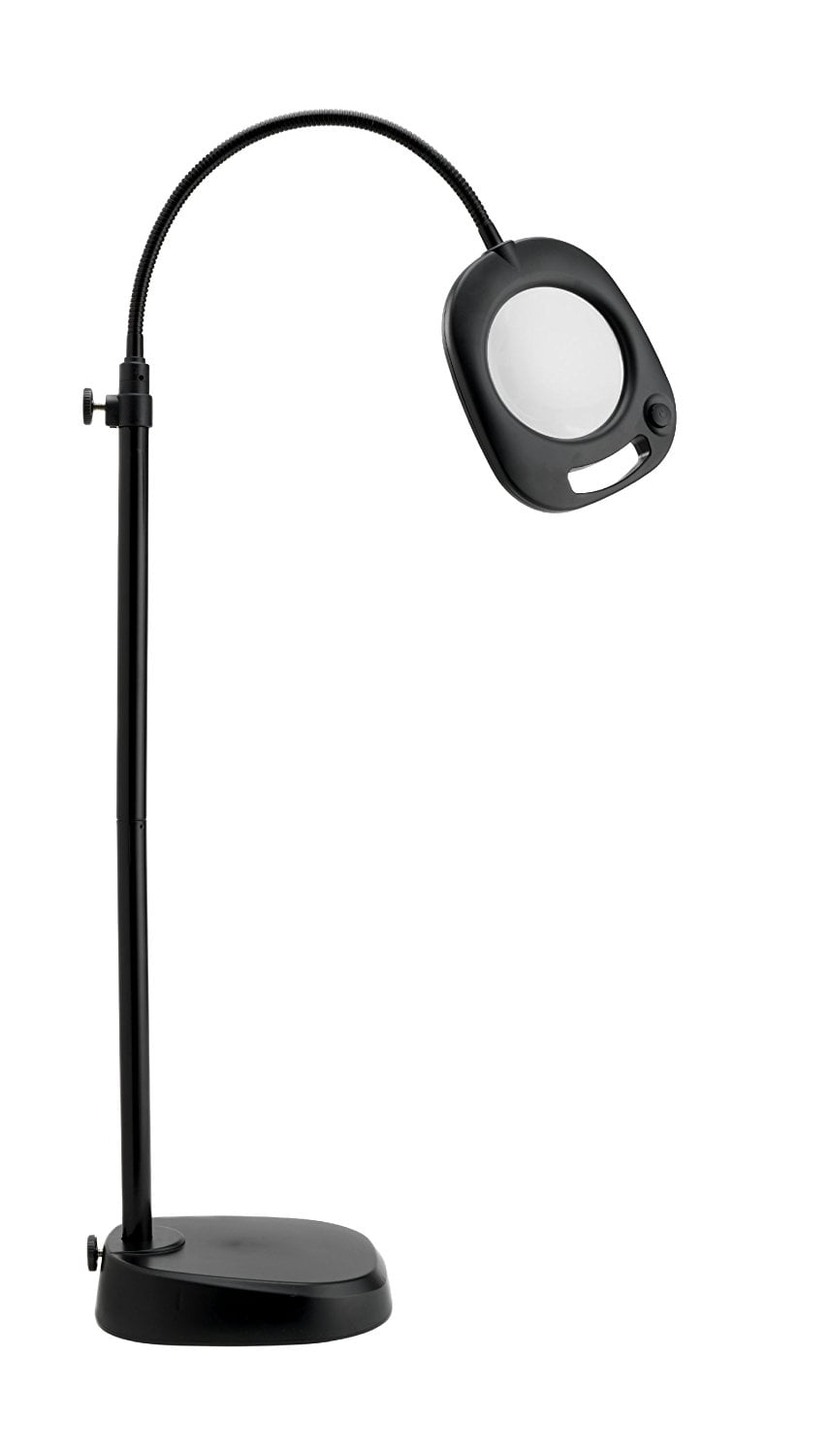 Naturalight 5 inch led floor or table mag light by for Naturalight led floor lamp with magnifier