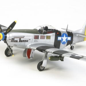 Tamiya North American P-51D K Mustang Pacific Theater 60323