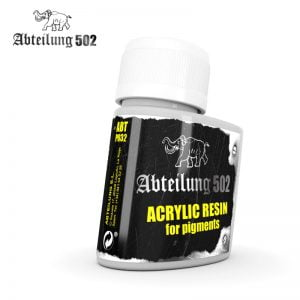 Abteilung 502 Acrylic Resin for Pigments ABTP32