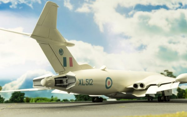 Diorama 4 Airfix Handley Page Victor B-2 A12008