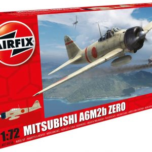 Airfix Mitsubishi A6M2b Zero 72 Scale