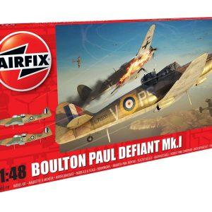 Airfix Boulton Paul Defiant Mk1 1-48 A05128