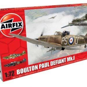 Airfix Boulton Paul Defiant Mk.1 1-72 A02069