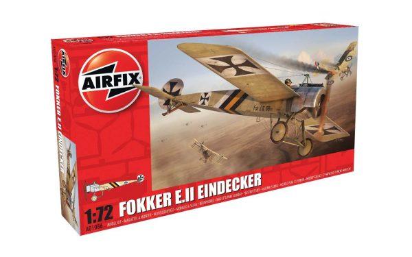 Airfix Fokker EII late Eindecker 1-72 A01086