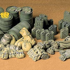 Tamiya Allied Vehicles Accessory Set 1-35 Scale 35229