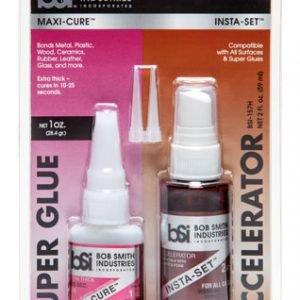 BSI Maxi-Cure Insta-Set Combo Pack BSI 157