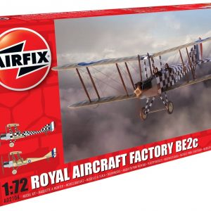 Box Airfix Royal Aircraft Factory BE2c Scout 1-72 A02104