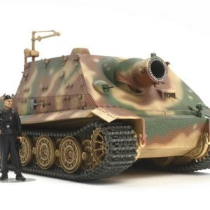 Tamiya Sturmtiger German 38cm Assault Mortar 1-48 32591