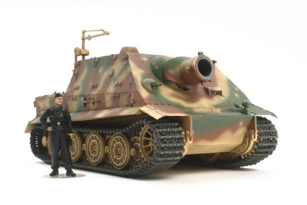 Tamiya Sturmtiger German 38cm Assault Mortar 1-48 32591