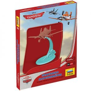 Zvezda Disney Movie Planes Model Plane Stand 2068