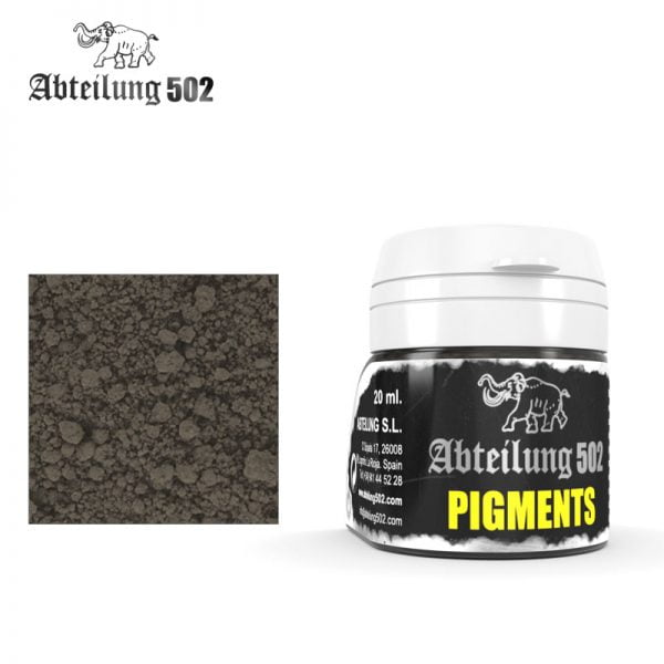 Abteilung 502 Ashes Grey Pigments ABTP35