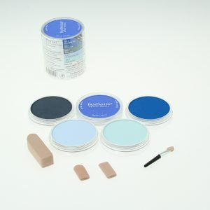 Panpastel 5 Pack Colours Blues Set 30055