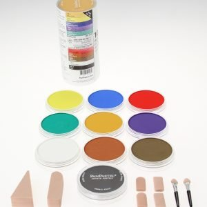 Panpastel 10 Pack Colours Painting Set 30101