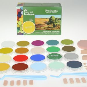 Panpastel 20 Pack Colours Landscape Set 30202