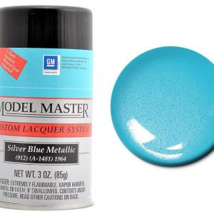 Model Master Auto Lacquer Spray Paints