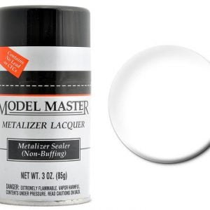 Model Master Metalizer Spray paints