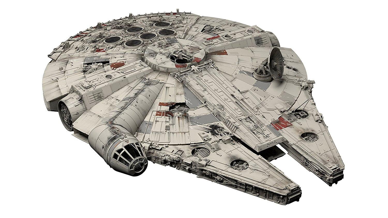 bandai star wars kit perfect grade millennium falcon 1 72. Black Bedroom Furniture Sets. Home Design Ideas