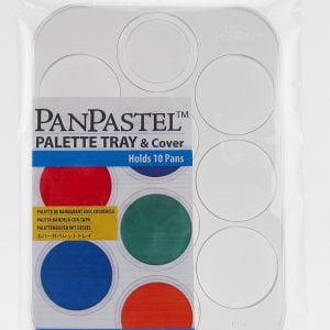 PanPastel 10 Colour Empty Tray 35010