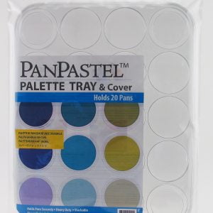 PanPastel 20 Colour Empty Tray 35020