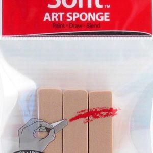 Sofft Sponge Bar Flat 3 Pack 61022