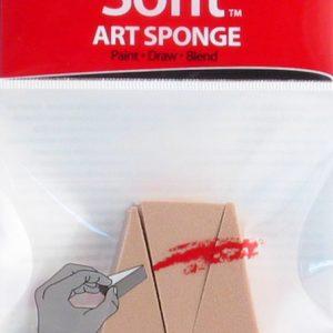 Sofft Sponge Bar Wedge 3 Pack 61023