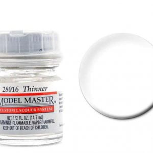 Model Master Auto Lacquer Thinner 28016
