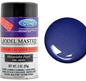 Model Master Spray Auto Lacquer Ultraviolet Pearl 28122