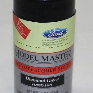 Model Master Spray Auto Lacquer Diamond Green 28148