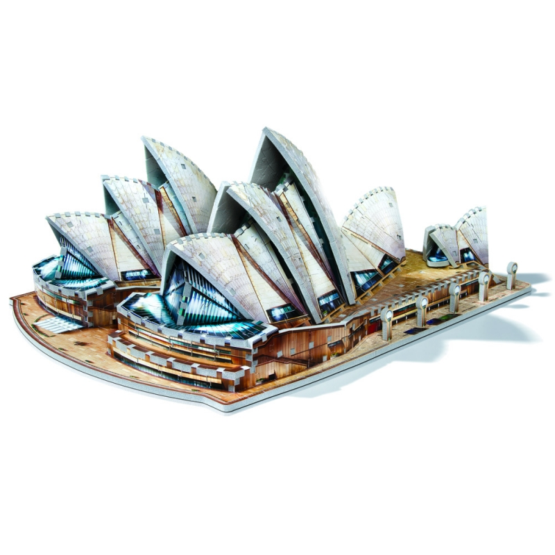 sydney opera house completed