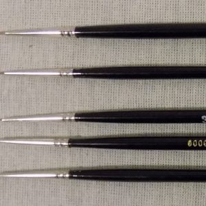 Rekab Brush Kolinsky Series 013K Round