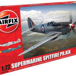Airfix Supermarine Spitfire Pr.XIX 1:72 A02017A