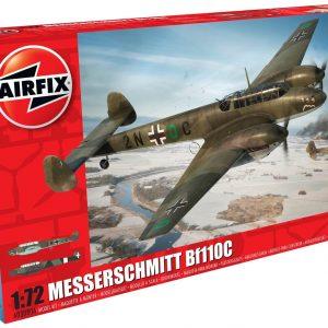 Airfix Messerschmitt Bf110C/D 1:72 A03080