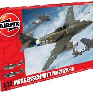 Airfix Messerschmitt Me262A-1A Schwalbe 1:72 A03088