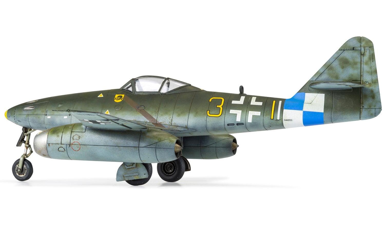 Airfix Messerschmitt Me262a 1a Schwalbe 1 72 A03088