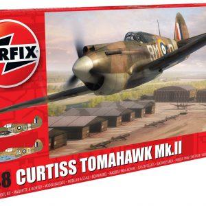 Airfix Curtiss Tomahawk MK.II 1:48 A05133