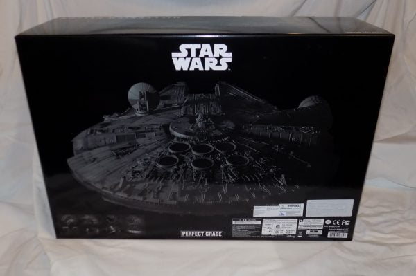 BANDAI STAR WARS KIT Perfect Grade MILLENNIUM FALCON Now Starting to Arrive