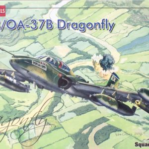 Encore Models 1:48 Scale A-37B/OA-37B Dragonfly Kit 48002