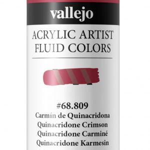 Vallejo Acrylic Artist Fluid Colours