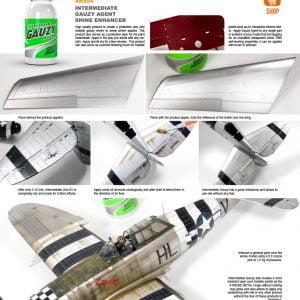 AK Interactive INTERMEDIATE GAUZY AGENT SHINE ENHANCER 100 ml AKI 894