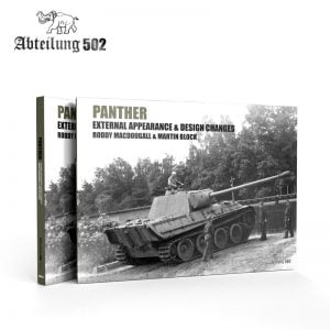 Panther External Appearance & Design Changes Abteilung 502 ABT601
