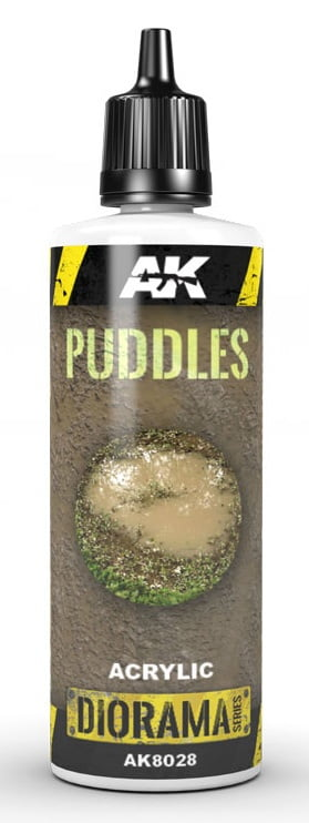 AK interactive Diorama Puddles 60ML 8028