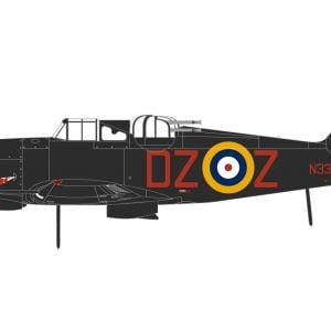 Airfix Boulton Paul Defiant A05132