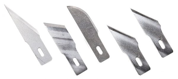 #2 Assorted Straight Edge Blades Excel 20004