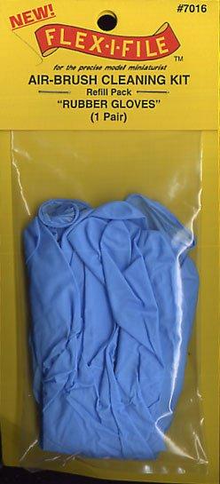 Rubber Gloves 1 Pair Flex-i-File 7016